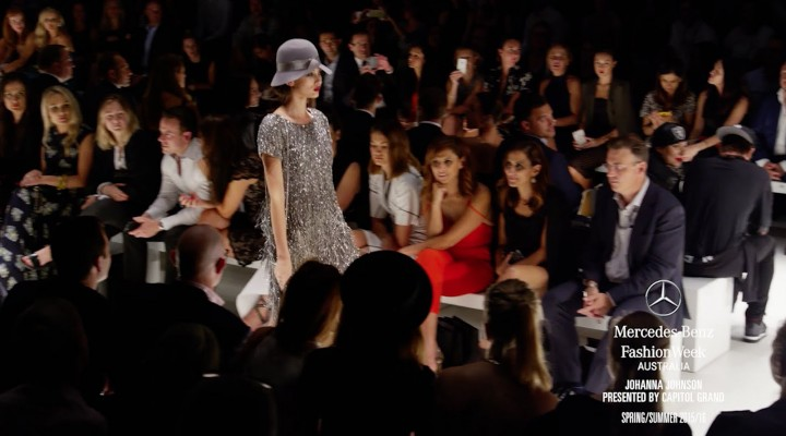 Mercedes-benz Fashion Week Australia Ss 2016 – Johanna Johnson Presented By Capitol Grand